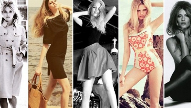 Bardot a-Go-Go: The Best Brigitte Bardot-Inspired Editorials