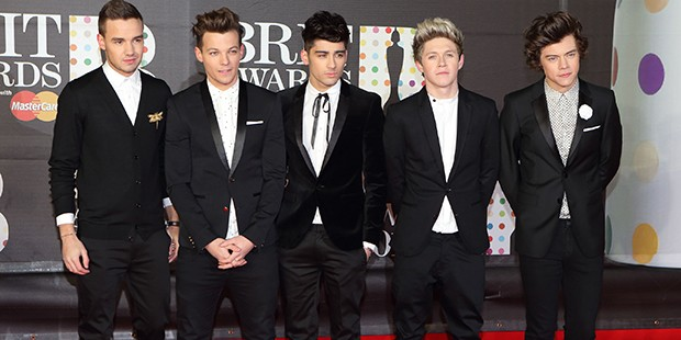2013 Brit Awards: Who Wore What