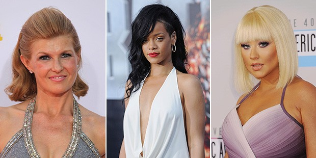 2012 Wrap Up: Worst Celebrity Hair