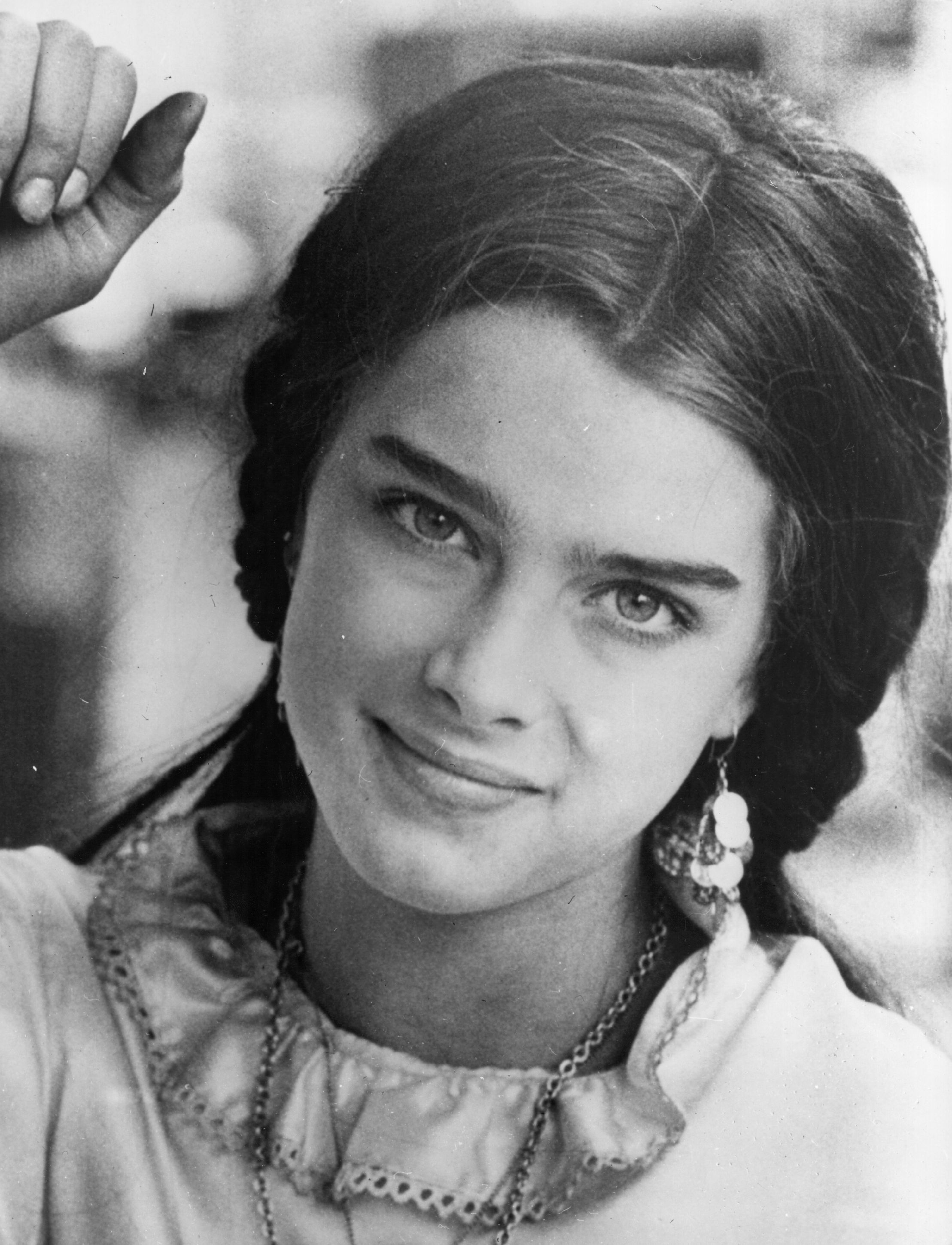 Brooke Shields Young Controversial