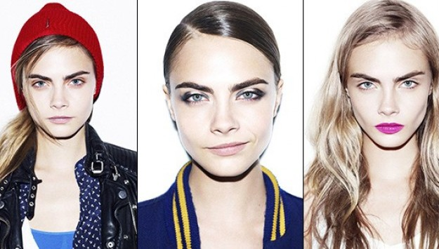 Curator Love: The Many Looks of Cara Delevingne