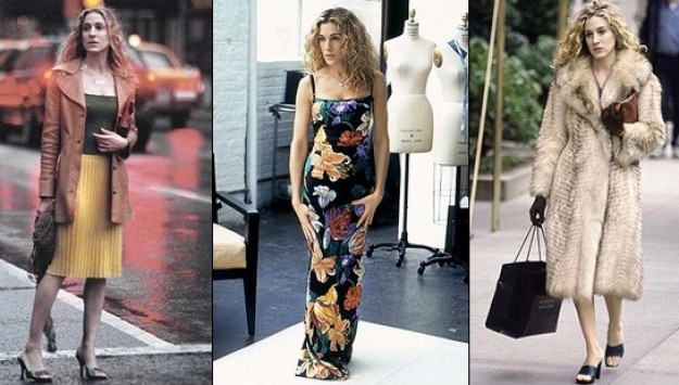 24 Memorable Carrie Bradshaw Outfits