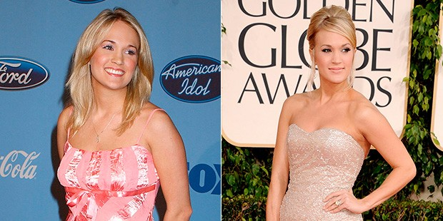 Carrie Underwood's Style Transformation