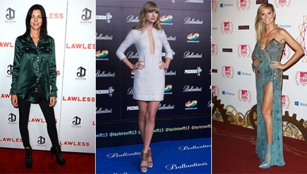 Looking Good is the Best Revenge: How a Breakup Affects Stars' Fashion Choices