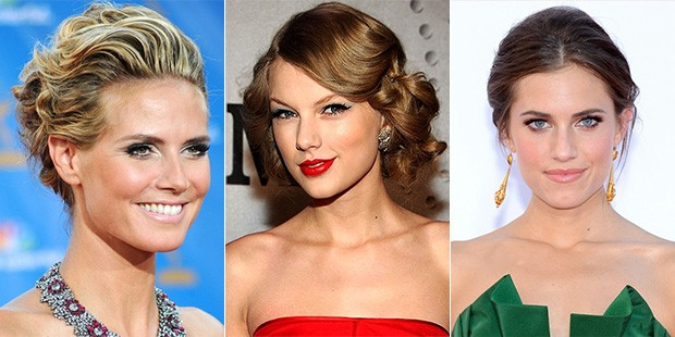 Hair Inspiration: Party Perfect Updos