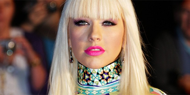 Christina Aguilera Style Transformation