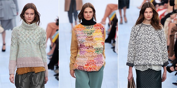 Chunky Sweaters: The Good, The Bad &amp; The Ugly