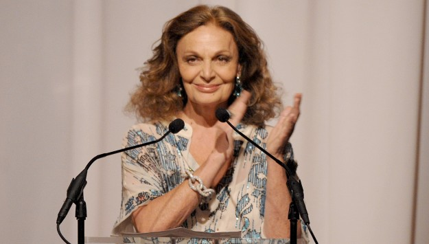 Inspirational Words With Diane Von Furstenburg