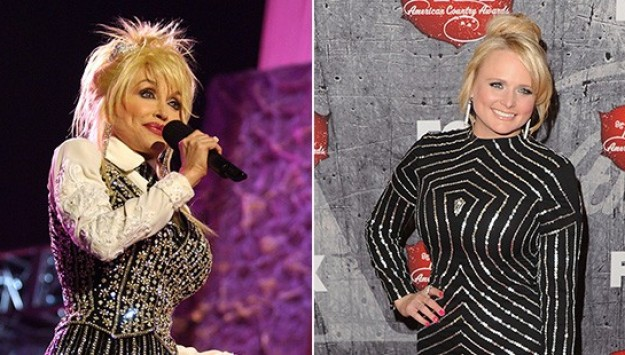 Country Inspired: Dolly Parton's Wardrobe Copycats