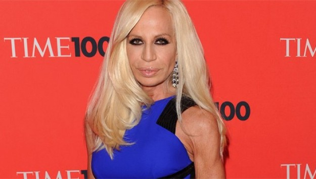 Donatella Versace (Photos)