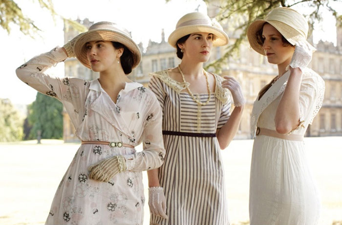 Get the Downton Look