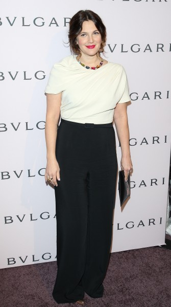 Drew Barrymore's style transformation