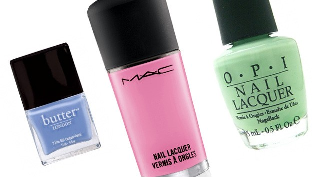 Nails for the Easter Bunny: The Perfect Pastel Polishes