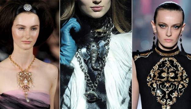 The Fall 2012 Jewelry Guide - The Biggest Trends