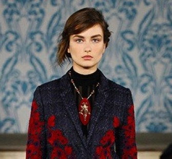 Tory Burch's Fall 2013 Collection