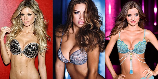 Style Transformation: The Fantasy Bra Over The Years!