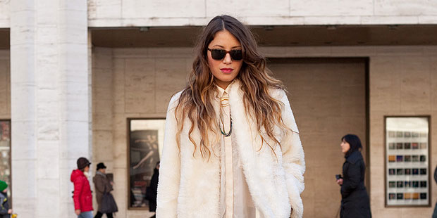 New York Fashion Week Everyday Style: Day 4 at Lincoln Center