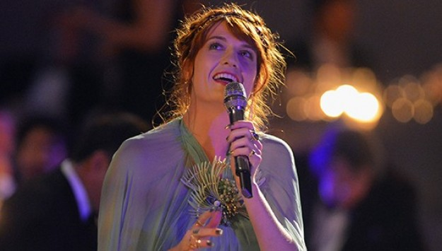 Florence Welch Launches Jewelry Line