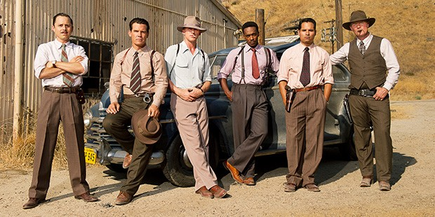 Ryan, Emma, and Josh: The Cast of Gangster Squad's Style Transformation