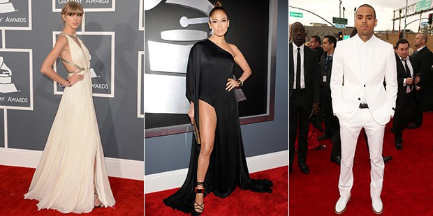 55th Annual Grammy Awards Red Carpet Style