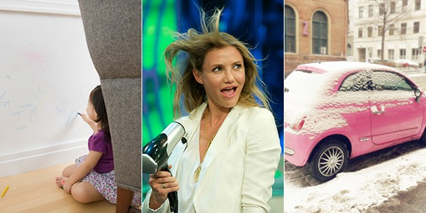 10 unusual uses for your hair dryer