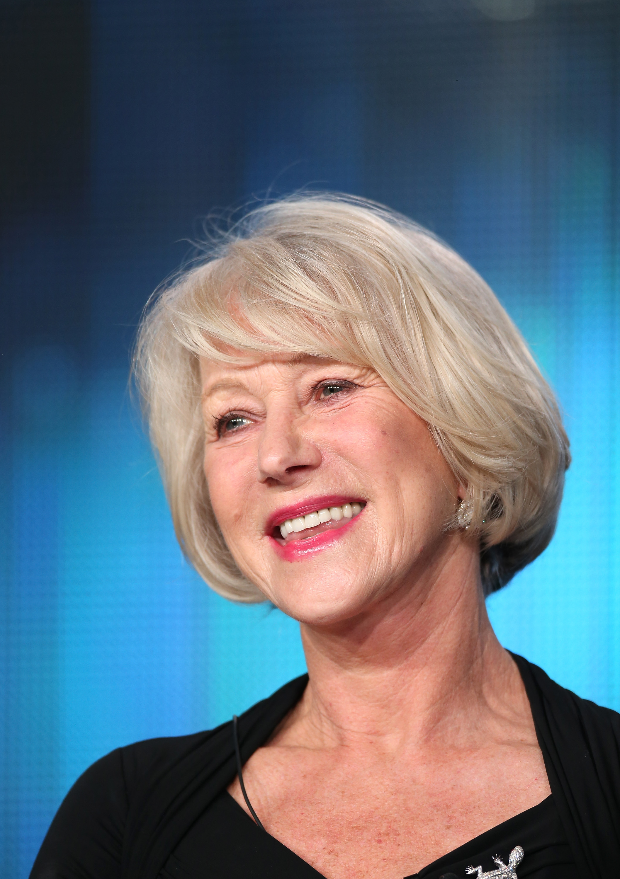 Helen mirren hairstyle 30 awe inspiring hairstyles for women over 60