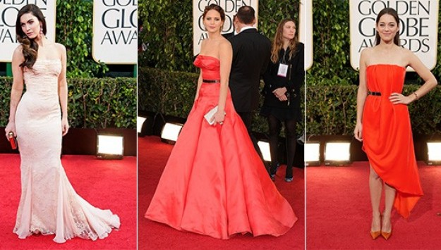 Top 9 at 9: The Hottest Trend Takeaways from the Golden Globes And Who Wore Them