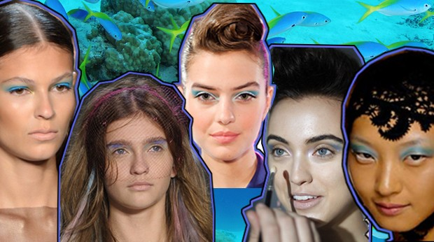 Beauty Trend Alert: How to Get the New Blue Eye