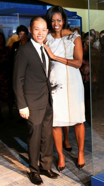 Jason Wu 'In Shock' After Inaugural Dress Reveal