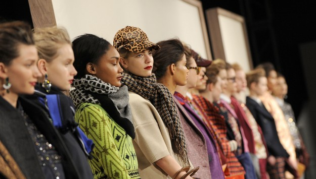 Top 9 at 9: J.Crew's Fall/Winter 2013 Presentation