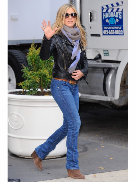 Jennifer Aniston Style: Her Best Fuss-Free Fashion Looks ...