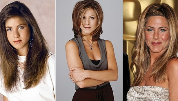 The Rachel: Jennifer Aniston's Hair Transformation
