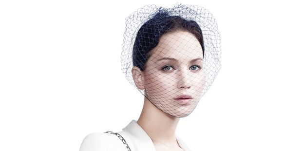 Jennifer Lawrence Her Dior Campaign Course It S Photoshop People Don