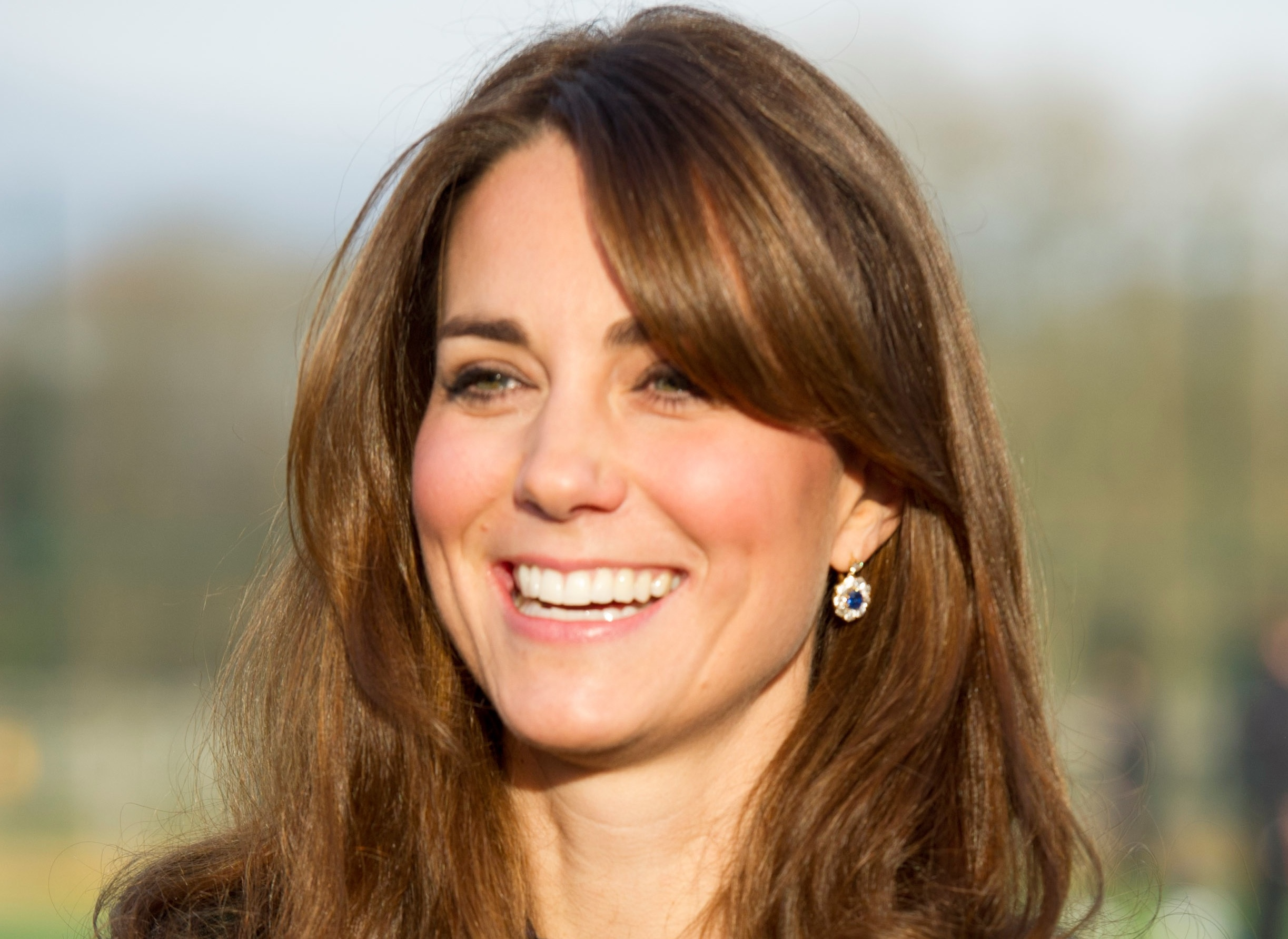 It's Official! Kate Middleton is Pregnant