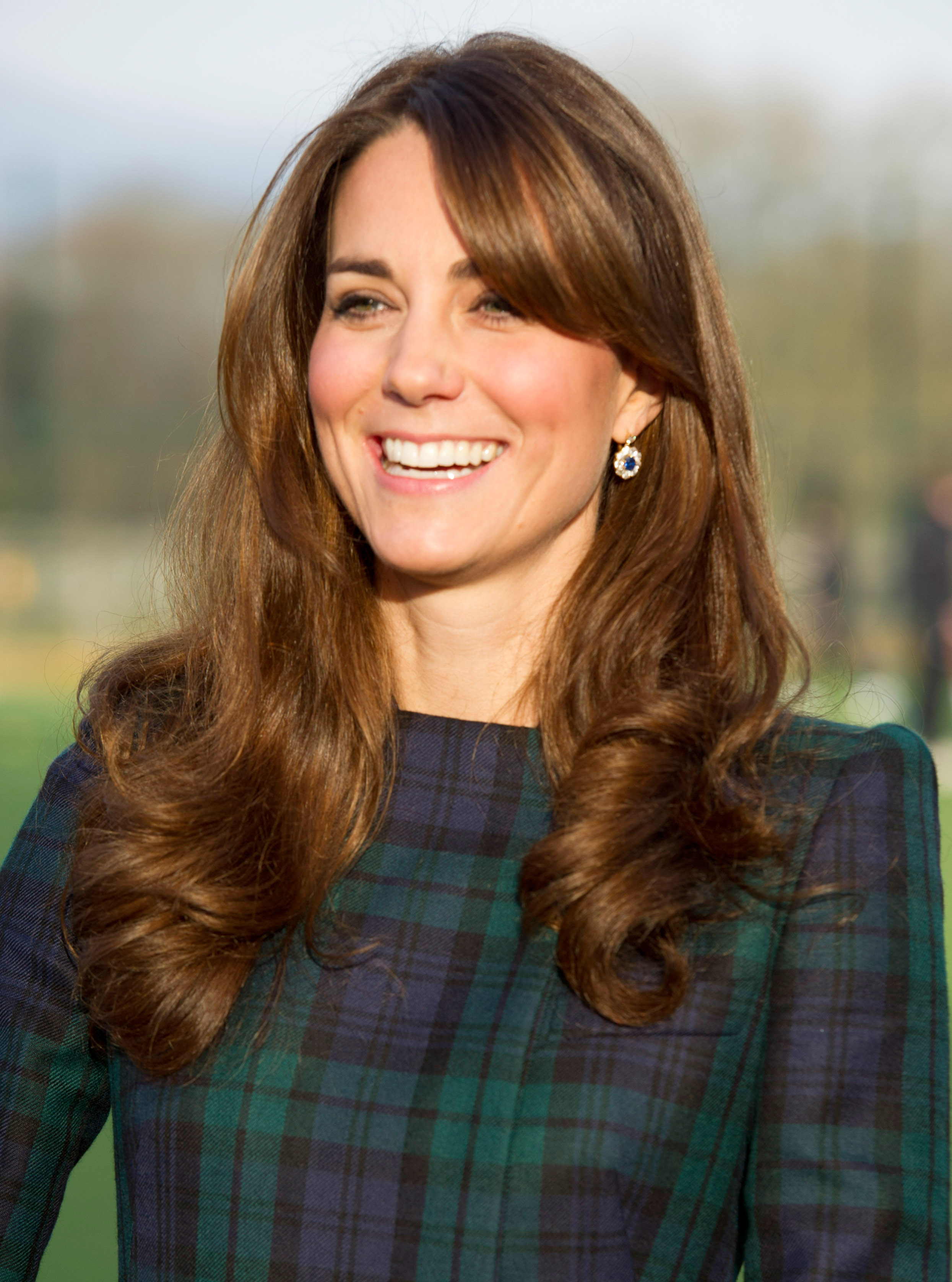 kate middleton hair color name