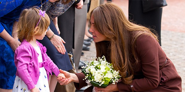 Kate Middleton Proves Once Again She's Just Like Us