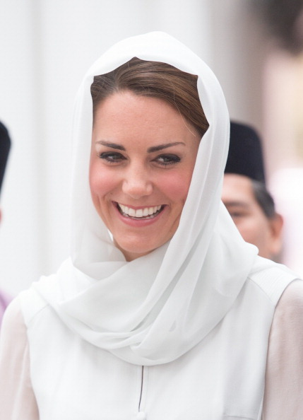 Kate Middleton Proves She's a True Royal, Stays Gorgeous and Composed in Wake of Topless Photo Scandal