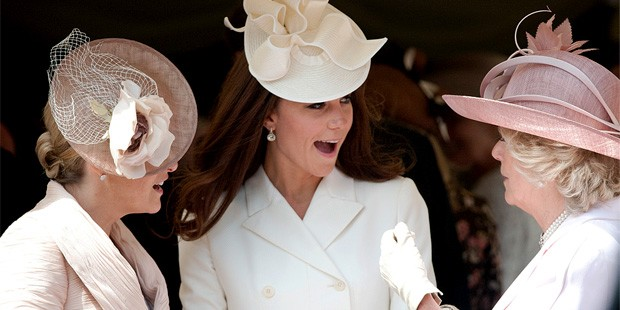 Kate Middleton Credited For Rise in Alexander McQueen Sales
