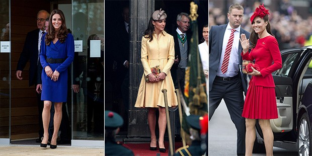 2012 Wrap Up: A Year of Style with Kate Middleton