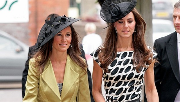 Sisters Who Dress Well Together, Stay Together: The Middleton Girls