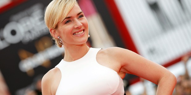 Kate Winslet's Shines in New Campaign