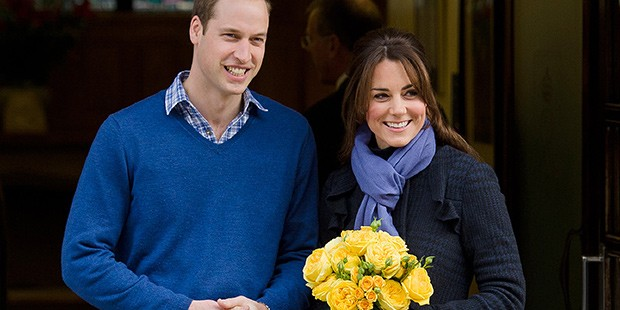 Check Out Every Fashionable Moment of Kate's Pregnancy