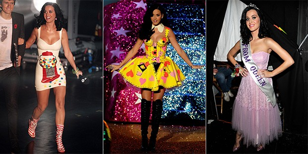 The Ultimate Costume Inspiration: Katy Perry