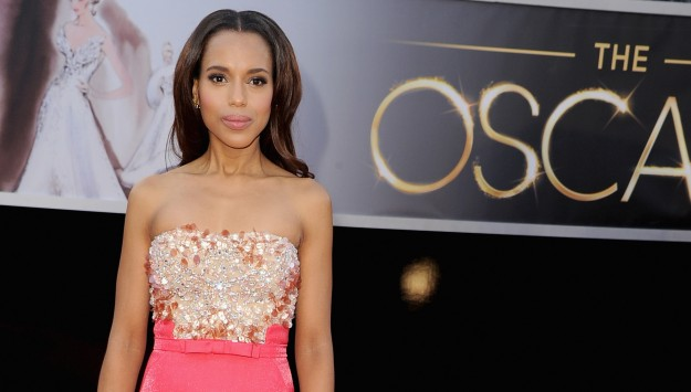 Get the Look for Less: Kerry Washington's Oscars Stunner