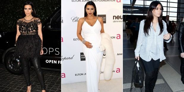 Kim Kardashian's Pregnancy Style: Love it or Hate It?