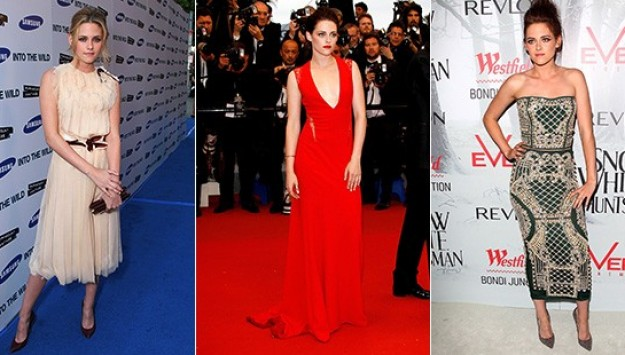 Refinery29 & StyleList Pick Kristen's Best Red Carpet Looks