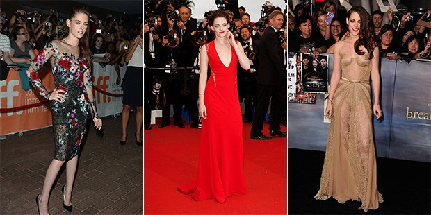 2012 Wrap Up: A Year of Style with Kristen Stewart