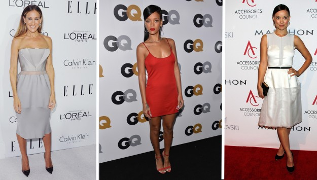 Calvin Klein's A-List Celebrity Fashion