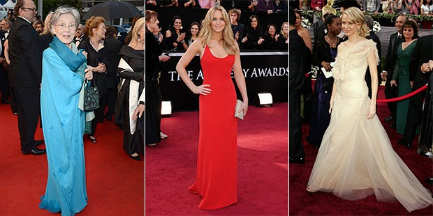 Leading Ladies of the Oscars and their Award Winning Style