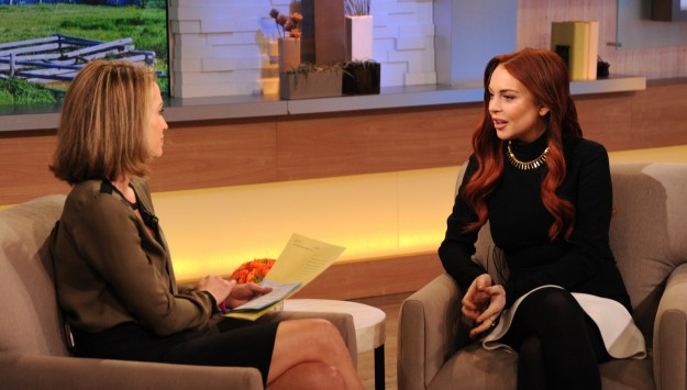 Get Lindsay Lohan's GMA Look for Less